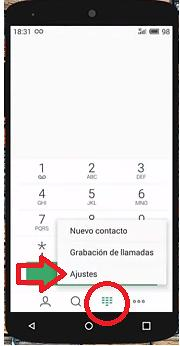 02 Ocultar ID de llamada en Android