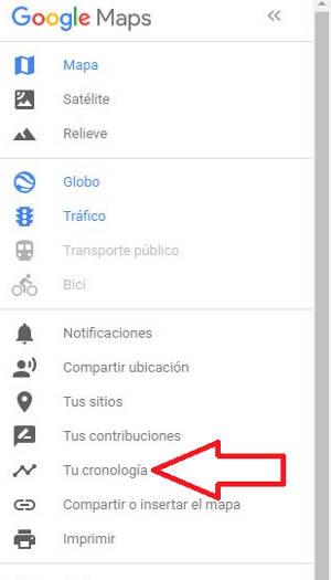 Localizar celular con google maps