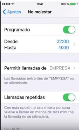 Aplicaciones para bloquear llamadas indeseadas