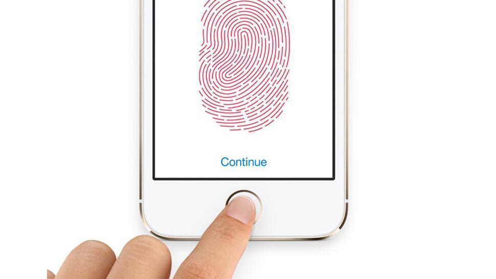 Las Huellas Dactilares Por iPhone: Como aprovechar