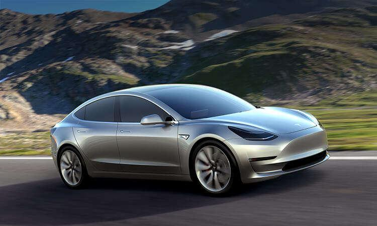 Model 3 de Tesla: Se acerca en julio