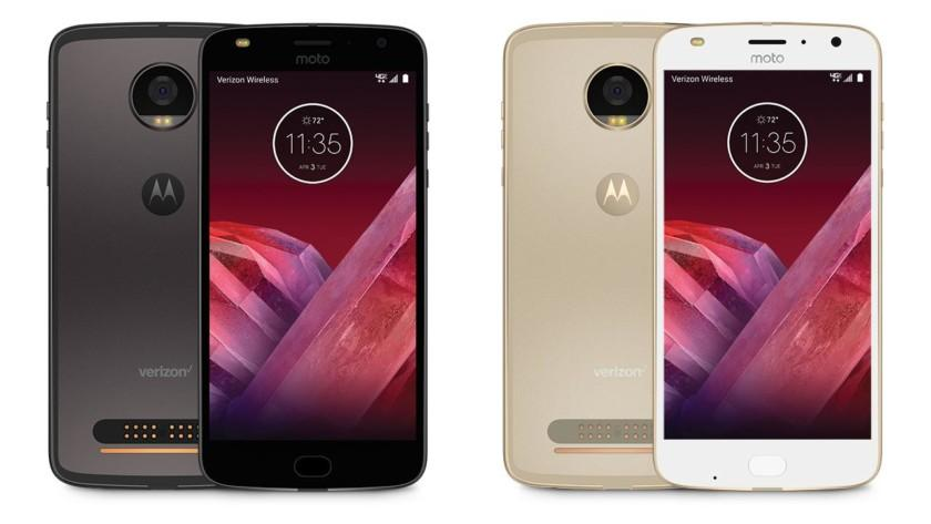 Moto Z2 Play: Lenovo de regreso