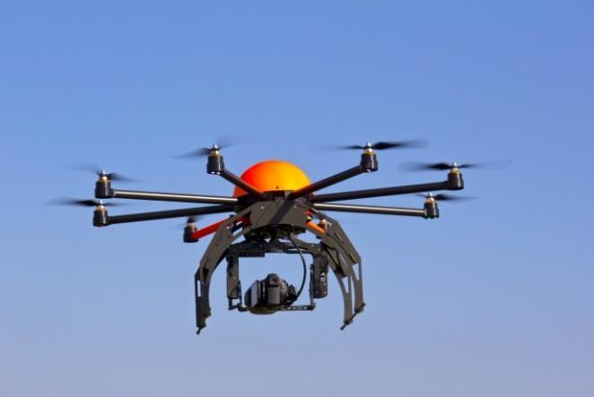 Tecnología como apoyo en lluvias drones, satélites y software
