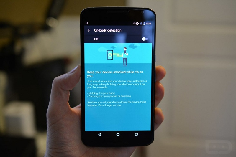 desbloquear tu android smartlock