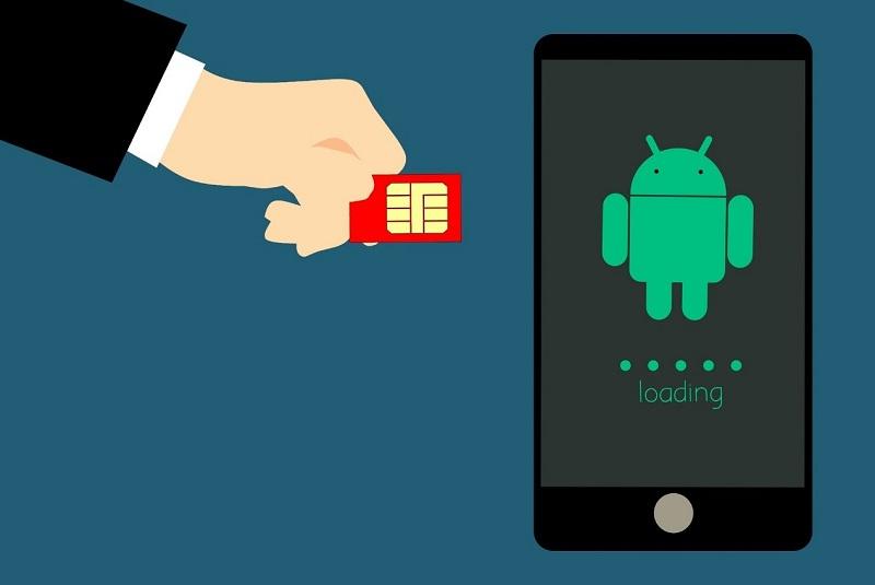 teléfono tarjeta Sim reportar móvil robado smartphone android cambiar contraseñas